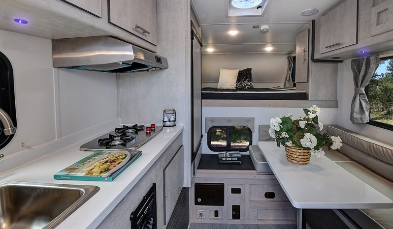 Travel Lite Extended Stay Truck Campers 2021 complet